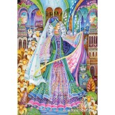 Jigsaw puzzle 1500 pcs - The Queen of Spring (by Castorland)