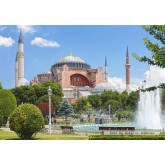 Jigsaw puzzle 1000 pcs - Hagia Sophia (by Castorland)