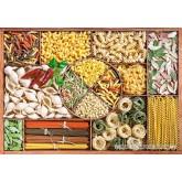 Jigsaw puzzle 1500 pcs - Viva la Pasta! (by Castorland)