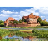 Jigsaw puzzle 3000 pcs - Malbork Castle (by Castorland)