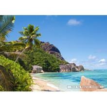 Jigsaw puzzle 3000 pcs - Tropical Beach, Seychelles (by Castorland)