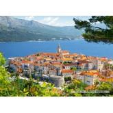 Jigsaw puzzle 3000 pcs - Korcula, Croatia (by Castorland)