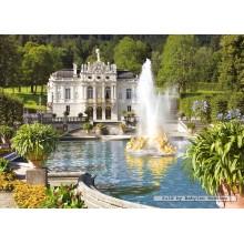 Jigsaw puzzle 500 pcs - Linderhof Palace (by Castorland)