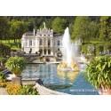 500 pcs - Linderhof Palace (by Castorland)