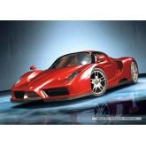 Jigsaw puzzle 500 pcs - Ferrari Enzo (by Castorland)