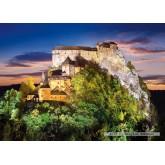 Jigsaw puzzle 500 pcs - Orava Castle, Slovakia (by Castorland)