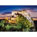 500 pcs - Orava Castle, Slovakia (by Castorland)