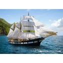 500 pcs - Sunny Voyage (by Castorland)