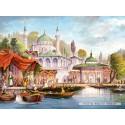 3000 pcs - Uskudar Camii, Istanbul (by Castorland)