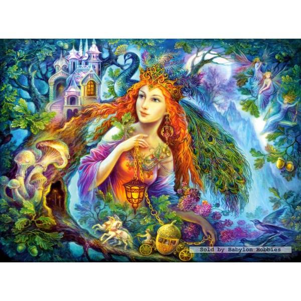 3000 Pcs Fairy Nadia Strelkina By Castorland