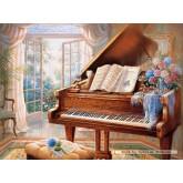 Jigsaw puzzle 3000 pcs - Sunlight Sonata, Judy Gibson (by Castorland)