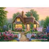 Jigsaw puzzle 500 pcs - Rose Petal Gift Shop (by Castorland)