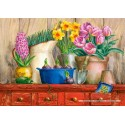 500 pcs - Spring Floral (by Castorland)