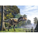 500 pcs - Tyrranosaurus (by Castorland)