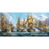 4000 pcs - Naval Battle (by Castorland)