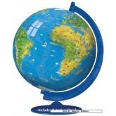 Jigsaw puzzle 180 pcs - Children's Globe - Puzzleball Junior (by Ravensburger)