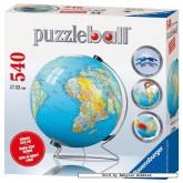 Jigsaw puzzle 540 pcs - The Earth, English - Puzzleball (by Ravensburger)