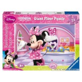 Jigsaw puzzle 24 pcs - Minnie Mouse at the store - Disney (by Ravensburger)