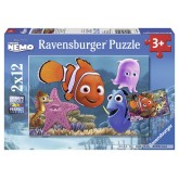 12 pcs - Nemo - Disney (by Ravensburger)