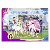 Jigsaw puzzle 100 pcs - Mia & Me - XXL (by Ravensburger)