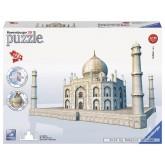 216 pcs - Taj Mahal - Puzzle 3D (by Ravensburger)