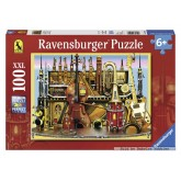 100 pcs - Music Castle - Colin Thompson (by Ravensburger)