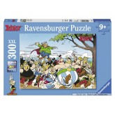 300 pcs - Asterix goes wild - XXL (by Ravensburger)