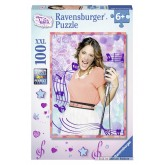 Jigsaw puzzle 100 pcs - Talented Violetta - Violetta (by Ravensburger)