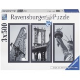 500 pcs - New York (by Ravensburger)