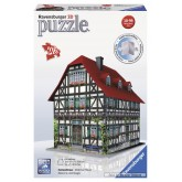Jigsaw puzzle 216 pcs - workhouse - Puzzle 3D (by Ravensburger)
