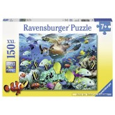 Jigsaw puzzle 150 pcs - underwater world - XXL (by Ravensburger)