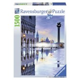 1500 pcs - Romantic Venice (by Ravensburger)