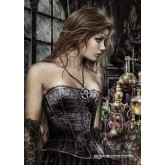 Jigsaw puzzle 1000 pcs - Poison - Victoria Frances (by Heye)