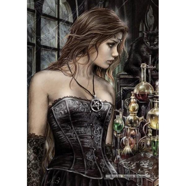 1000 Pcs Poison Victoria Frances By Heye Babylon