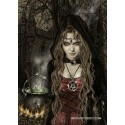 1000 pcs - Witch - Victoria Frances (by Heye)