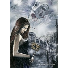 Jigsaw puzzle 1000 pcs - Venice - Victoria Frances (by Heye)