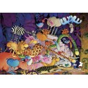 1000 pcs - Tarzan - Mordillo (by Heye)