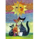 1000 pcs - Sun - Wachtmeister (by Heye)