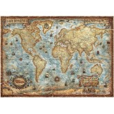 3000 pcs - The World (by Heye)