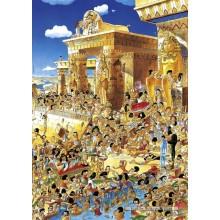 Jigsaw puzzle 1000 pcs - Egypt - Prades (by Heye)