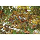 1500 pcs - Funny Farm - Ryba (by Heye)