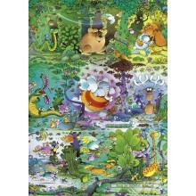 Jigsaw puzzle 1500 pcs - Wildlife - Mordillo (by Heye)