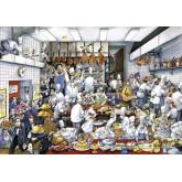 Jigsaw puzzle 1500 pcs - Bon Appetit - Blachon (by Heye)