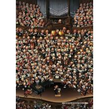 Jigsaw puzzle 2000 pcs - Orchestra - Loup (by Heye)
