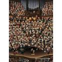 2000 pcs - Orchestra - Loup (by Heye)