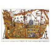 2000 pcs - Arche Noah - Loup (by Heye)