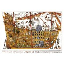 Jigsaw puzzle 2000 pcs - Arche Noah - Loup (by Heye)