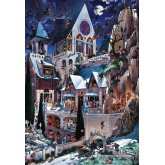 2000 pcs - Castle of Horror - Loup (by Heye)