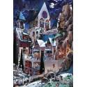 2000 pcs - Castle of Horror - Loup (by Heye)