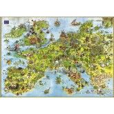 4000 pcs - United Dragons of Europe - Degano (by Heye)
